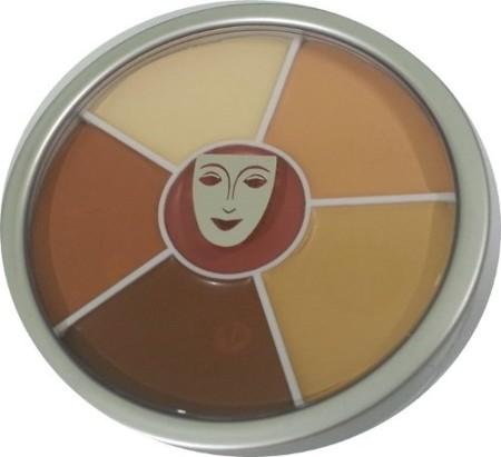 Kryolan Dermacolor Corretivo Concealer Circle 6 Cores D 13405 Mlb20077153570 042014 O