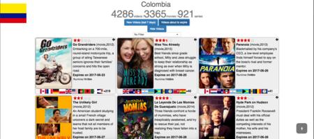 Colombia Netflix