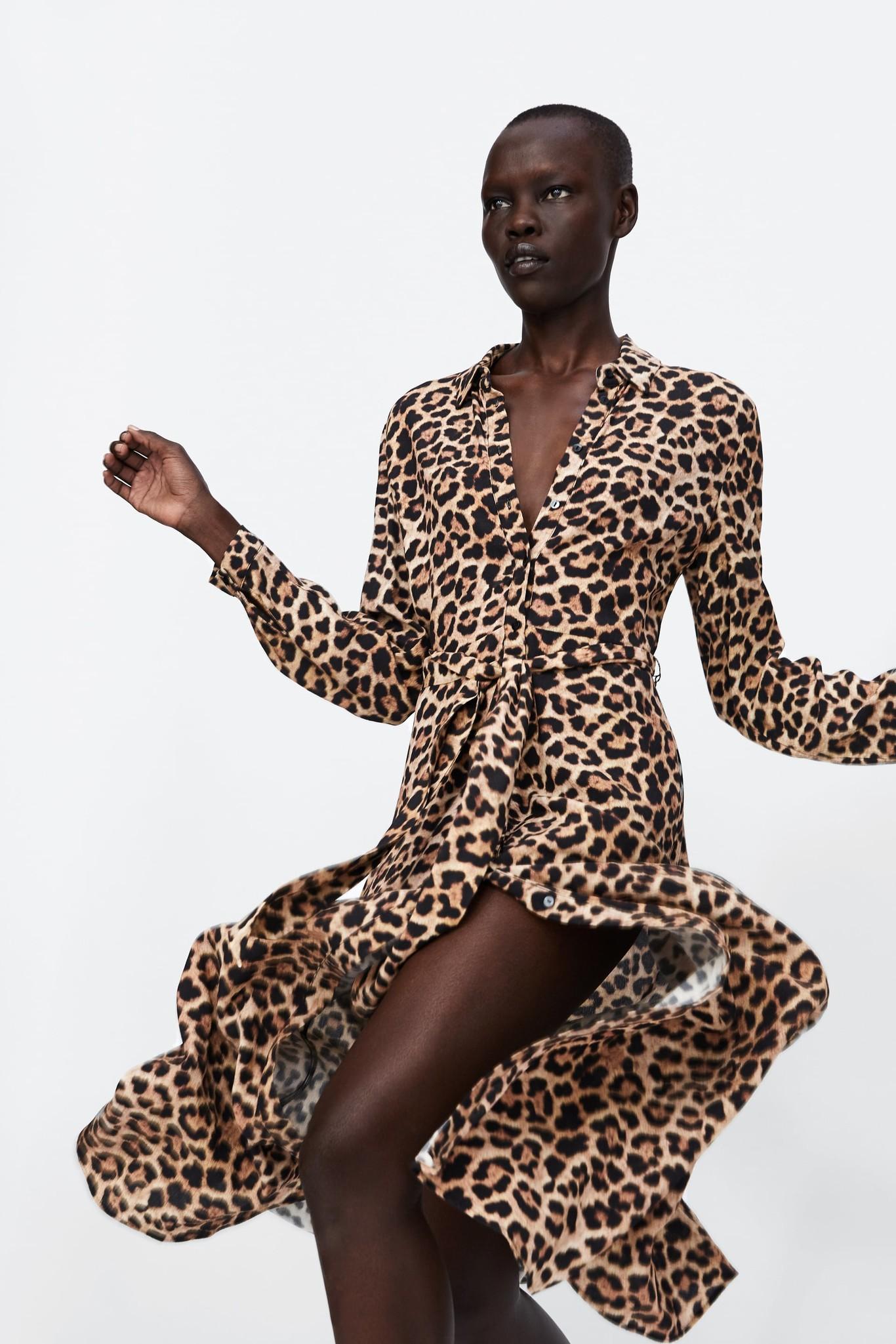 b35c5cdeaea 21 vestidos de print animal, el estampado más trendy de la temporada