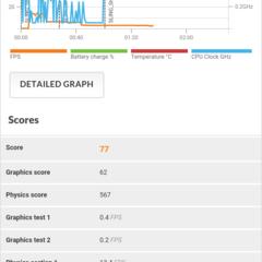 Foto 6 de 14 de la galería benchmarks-oukitel-k6000-mediatek-6535p en Xataka Android