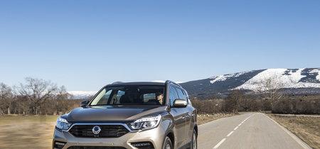 Al volante del nuevo SsangYong Rexton: un todoterreno a años luz de su predecesor en casi todo