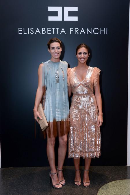 Eugenia Osborne Y Ana Cristina Portillo