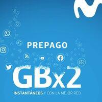 Movistar anuncia la auto activación de tarjetas SIM de prepago y duplica gigas en dichas tarifas