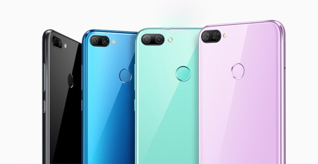 Honor 9i Colores