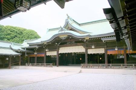 800px Meiji Shrine From Right