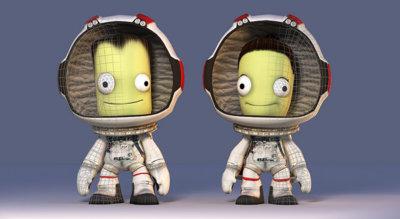 El grandioso Kerbal Space Program llegará al PS4 y Xbox One en julio