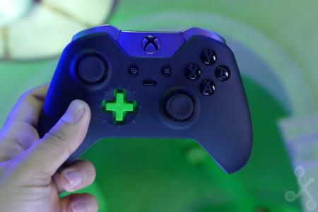 Un vistazo a detalle al nuevo Xbox Elite Controller; un mando para profesionales