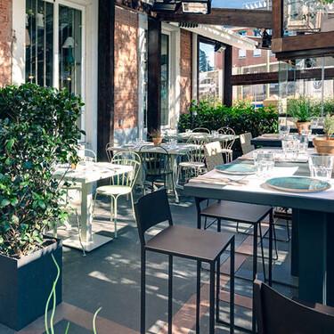 Terrazas cubiertas y calentitas de Madrid para disfrutar de un brunch con amigas a pesar de la lluvia