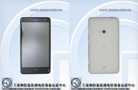 Se filtra el Nokia Lumia 625, que dispondrá de pantalla de 4,7 pulgadas