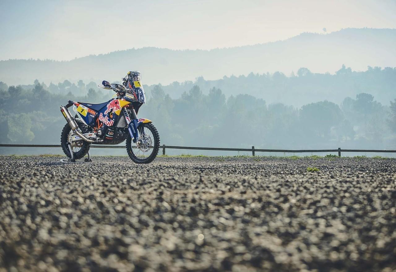 KTM 450 Rally