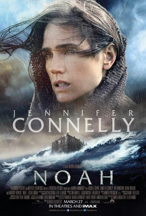 Carteles de la película 'Noé'