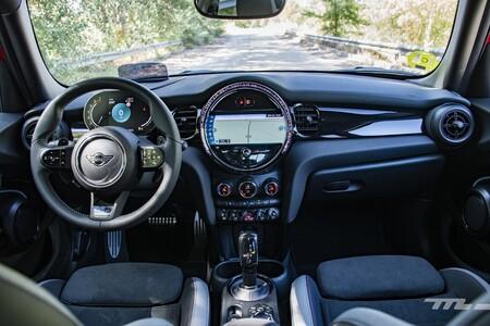 Mini Cooper S 2021 Prueba 033