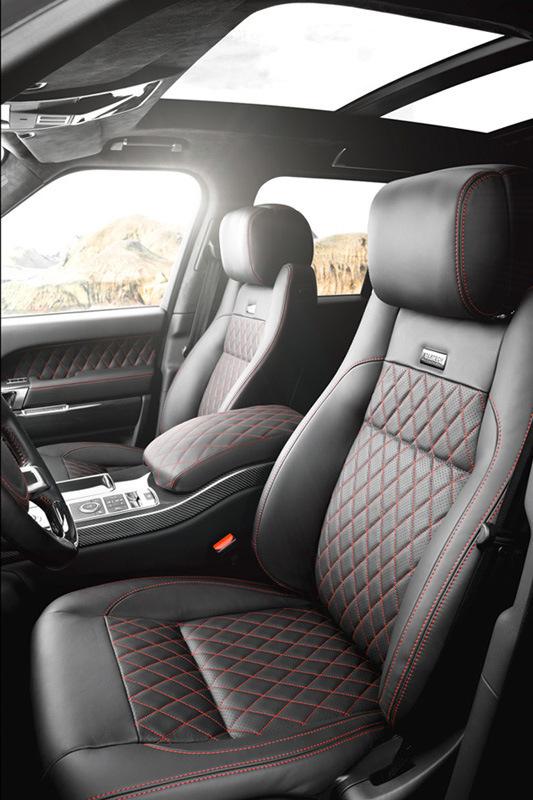 Foto de Range Rover pick-up by Startech (7/8)