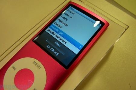 iPod Nano 4G de 4 GB