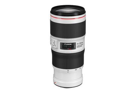 Canon Ef 70 200 Mm F4l Is Ii Usm Fra