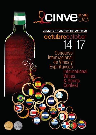 Concurso Internacional de Vinos y Espirituosos CINVE 2008