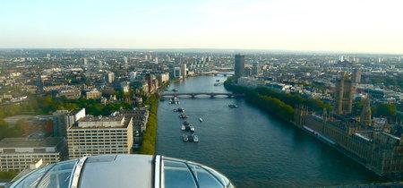 ¿Dormir una noche en el London Eye? Pues tienes una oportunidad