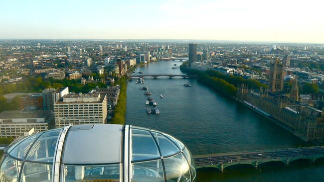 Henry Lawford London Eye