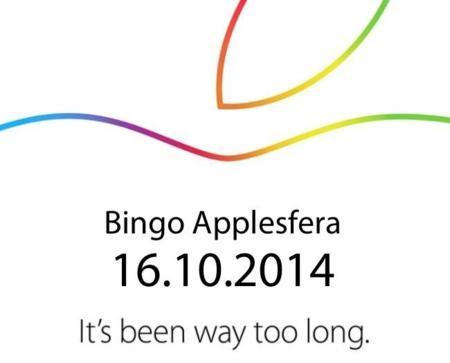 No podíamos faltar a la cita esta vez... ¡El Bingo de Applesfera!