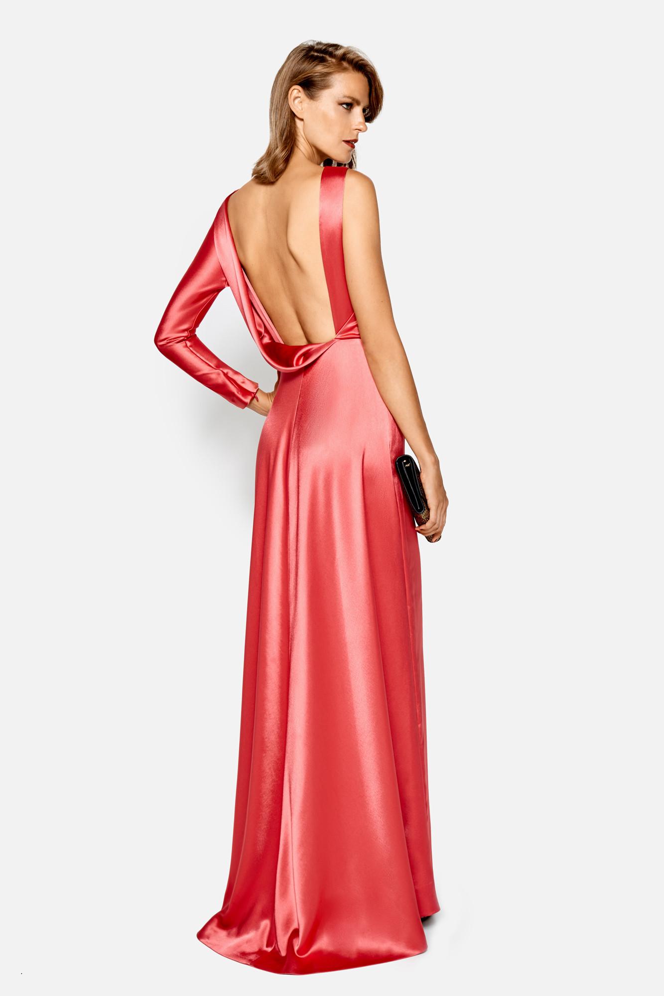 Vestidos de fiesta pedro del hierro 2019