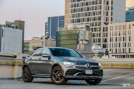Mercedes-Benz GLC 300 4MATIC Coupé 2021