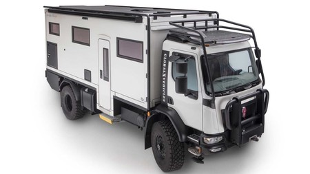 Global Expedition Vehicles Patagonia 16