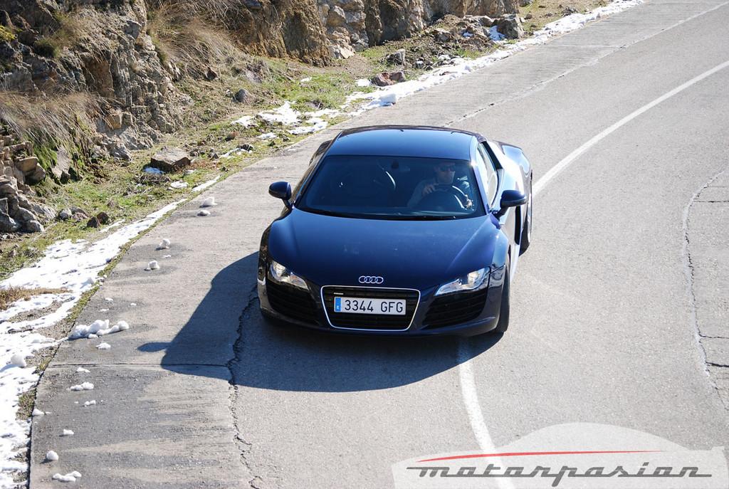 Foto de Audi R8 4.2 FSI R tronic (prueba) (35/50)