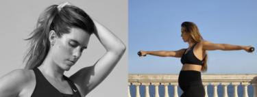 Nike lanza su primera colección dedicada a la maternidad y escoge a la deportista española Ona Carbonell como imagen
