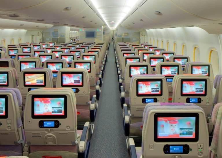 Foto de Emirates Airbus (2/7)