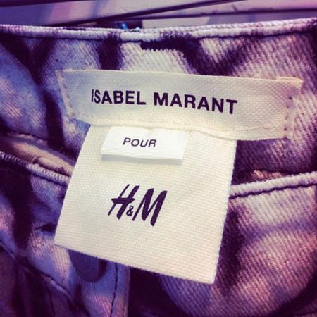 Coleccion Isabel Marant para H y M 2013 - 5