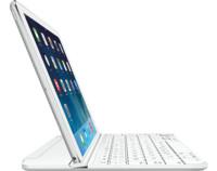 Logitech Ultrathin Keyboard para ponerle un teclado muy ligero al Air o Mini