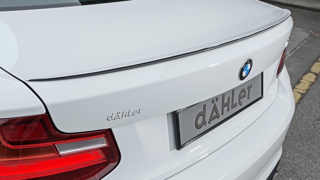 Foto de Dähler Design & Technik BMW M2 Coupé (22/26)