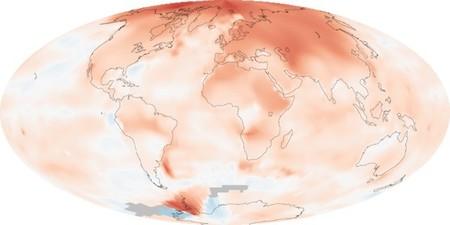 Seis lugares del mundo que están cambiando debido al calentamiento global
