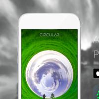 Transforma tus fotografías en imágenes 360 con Circular Tiny Planet Editor