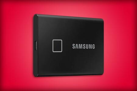 Este SSD Samsung tiene lector de huella digital, 500GB de almacenamiento y está en su precio más bajo histórico de Amazon México