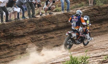 Antoine Meo Dakar 2016 Ktm