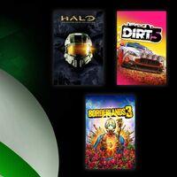 Halo: The Master Chief Collection y Borderlands 3 entre los juegos para jugar gratis este fin de semana con Xbox Live Gold