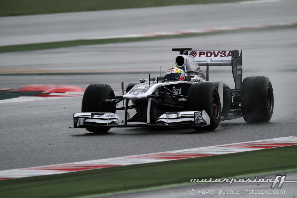 Foto de Entrenamientos Pretemporada 2011 - Circuit de Catalunya (II) - Sábado (11/30)