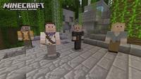 Nathan Drake, Sly Cooper y los Helghast llegan a Minecraft