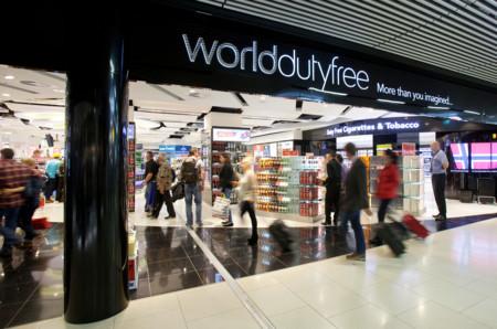 Tienda de World Duty Free en Gatwick