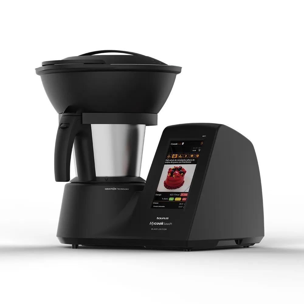 Mycook Touch Black Edition Robot de Cocina Taurus