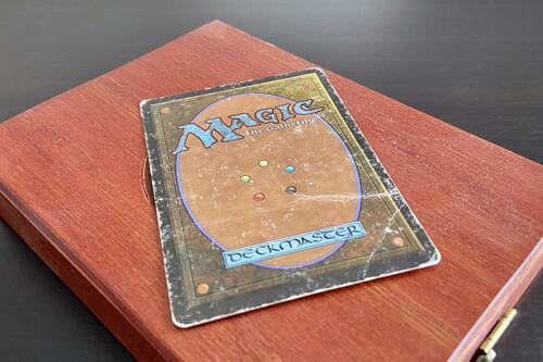 He vuelto a Magic 20 años después de tener una carta en mis manos, y está siendo un retorno mucho más especial de lo que esperaba
