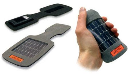 SolarStrap: pequeño panel solar para cargar tus gadgets