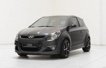 Brabus prepara el Hyundai i20 Sport Edition