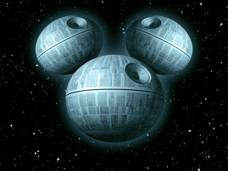 Imagen de la semana: parodias sobre la reciente compra de Lucasfilm de parte de Disney