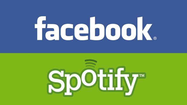 Facebook estaría preparando un servicio de música con Spotify, Rdio y MOG