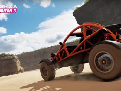 Este es el motivo por el que el cielo de Forza Horizon 3 parece tan real... es que es real