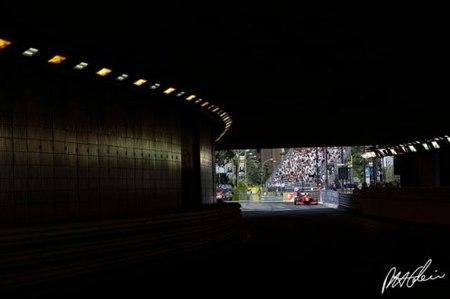 Kimi Raikkonen empieza a ver la luz
