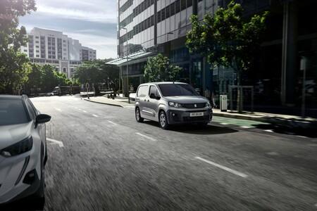 Peugeot E Partner 2021 010