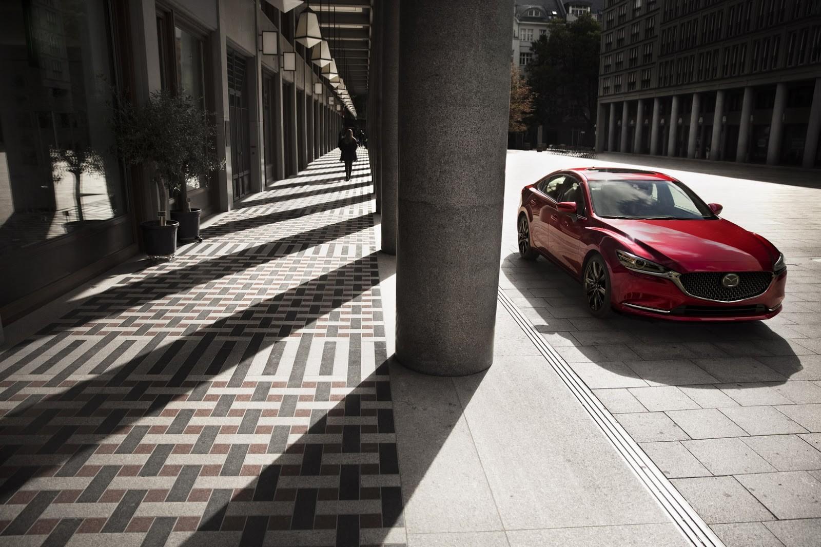 Foto de Mazda6 2019 (2/16)
